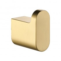 FLORES ROBE HOOK BRUSHED GOLD - 55306-BG