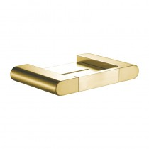FLORES SOAP HOLDER BRUSHED GOLD - 55310-BG