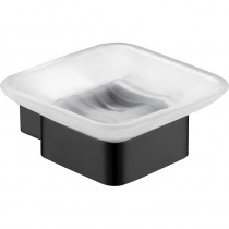 ROSA BLACK SOAP DISH 6403 - 6403-B
