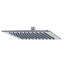 IKON/ SETO SQUARE STAINLESS STEEL SHOWER HEAD - HPA66-102