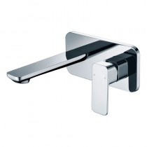 IKON/ SETO WALL BASIN MIXER WITH SPOUT C - HYB66-601
