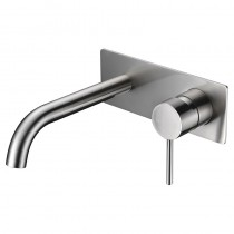 IKON/ HALI WALL BASIN MIXER WITH SPOUT - HYB88-602BN