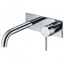 IKON/ HALI WALL BASIN MIXER WITH SPOUT - HYB88-602