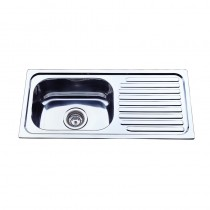 SINGLE BOWL SINK - NH327SRHB