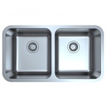OTUS DOUBLE BOWL KITCHEN SINK - P002020
