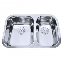 OTUS 1 & 3/4 BOWL KITCHEN SINK - P00D64