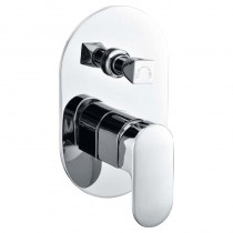 DOVE WALL MIXER WITH DIVERTER - PB3002SB