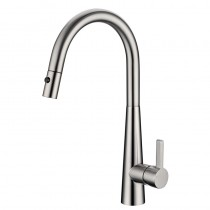 OTUS LUX PULL-OUT SINK MIXER BN - PC1017SB-BN