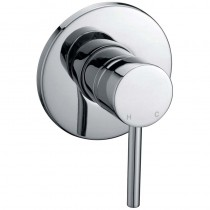 OTUS PIN HANDLE ROUND WALL MIXER - PC-3001SB