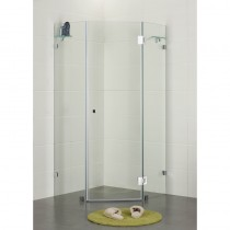 DIAMOND SHOWER SCREEN SET 900*900*1950 - PLT-2001