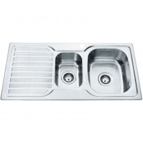 1 & 1/4 BOWL SINK - PN980A-RHB