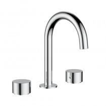 TANA BASIN TAP SET CHROME - POK90NZ04