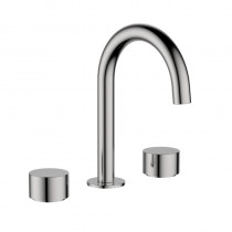 TANA BASIN TAP SET BRUSHED NICKEL - POK90NZ04-BN