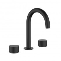 TANA BASIN TAP SET MATT BLACK - POK90NZ04-MB