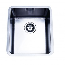 CORA SINGLE BOWL ABOVE / UNDERMOUNT SINK - PR4034