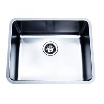CORA SINGLE BOWL ABOVE / UNDERMOUNT SINK - PR5040