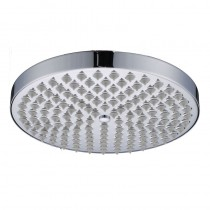 CORA ROUND BRASS SHOWER HEAD 200mm - PRB0803