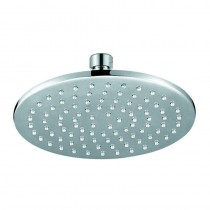 CORA ROUND BRASS SHOWER HEAD 200mm - PRB1056