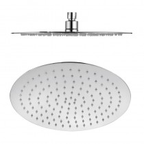 DOVE ROUND SS SHOWER HEAD 200mm - PRS0801-R