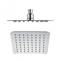 NOVA SQUARE SS SHOWER HEAD 250mm - PRS0901