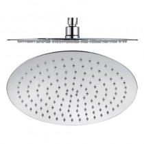 DOVE ROUND SS SHOWER HEAD 300mm - PRS1201-R