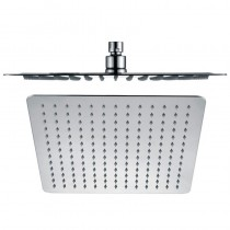 NOVA SQUARE SS SHOWER HEAD 300mm - PRS1201