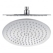 DOVE ROUND SS SHOWER HEAD 400mm - PRS1601-R