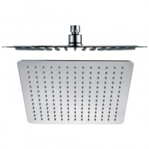 NOVA SQUARE SS SHOWER HEAD 400mm - PRS1601