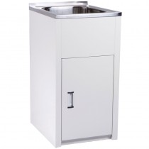 30 L Compact LAUNDRY TUB WITH CABINET - YH231L