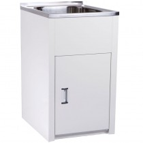 35L COMPACT LAUNDRY TUB & CABINET - YH235L